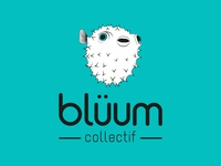 Identity for Collectif Blüum