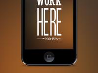 iPhone 5 Free mockup