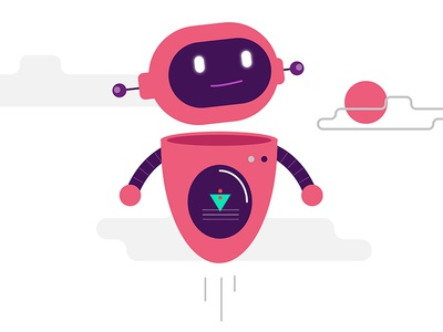 Eve Robot Character