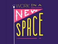Work in a New Space