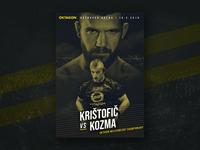 Oktagon MMA Poster
