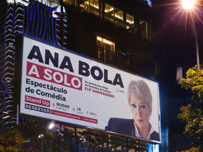 ANA BOLA - A SOLO