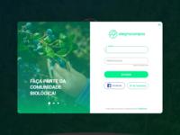 ALEGRACAMPOS | Log In
