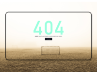 ATHLEAD | Website - 404 Error Page
