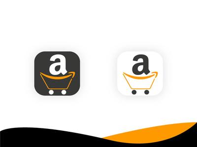 Amazon app icon concept
