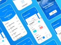 Siren UI Kit – Modern Banking App #04