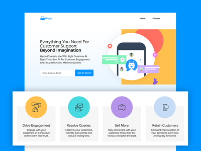 Hippo Features Page