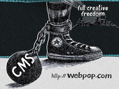 MAD '11 Webpop Tarp ink hand drawn madinspain webpop event tarp