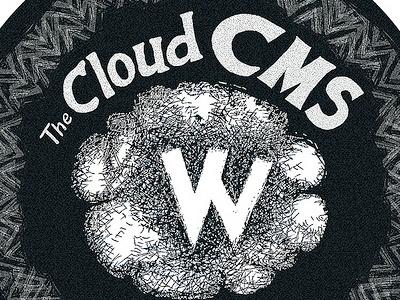 Webpop Floor Stickers for MADinSpain webpop cloud w cms sticker madinspain