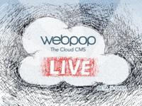 Webpop is LIVE