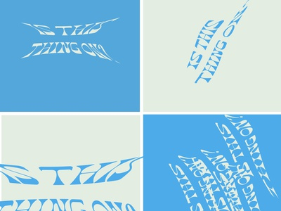 Text Play design illustrator