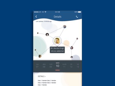 Covid App interaction design ux design android app ios app covid covid19 covid mobile app