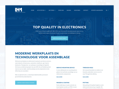 LHM assembly workplace technology website