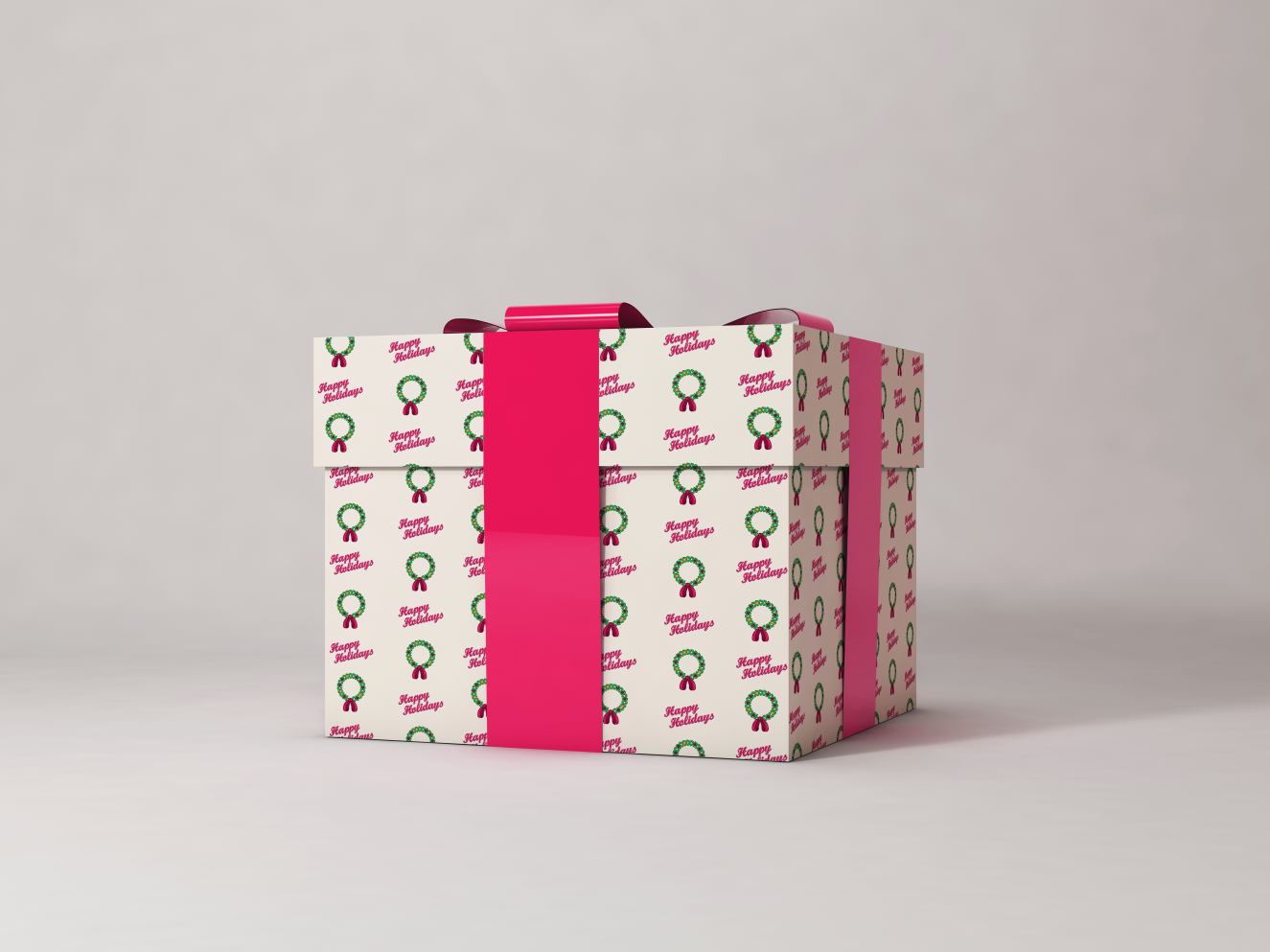 BSDS Thunderdome Challenge: Wrapping Paper icon illustration vector print