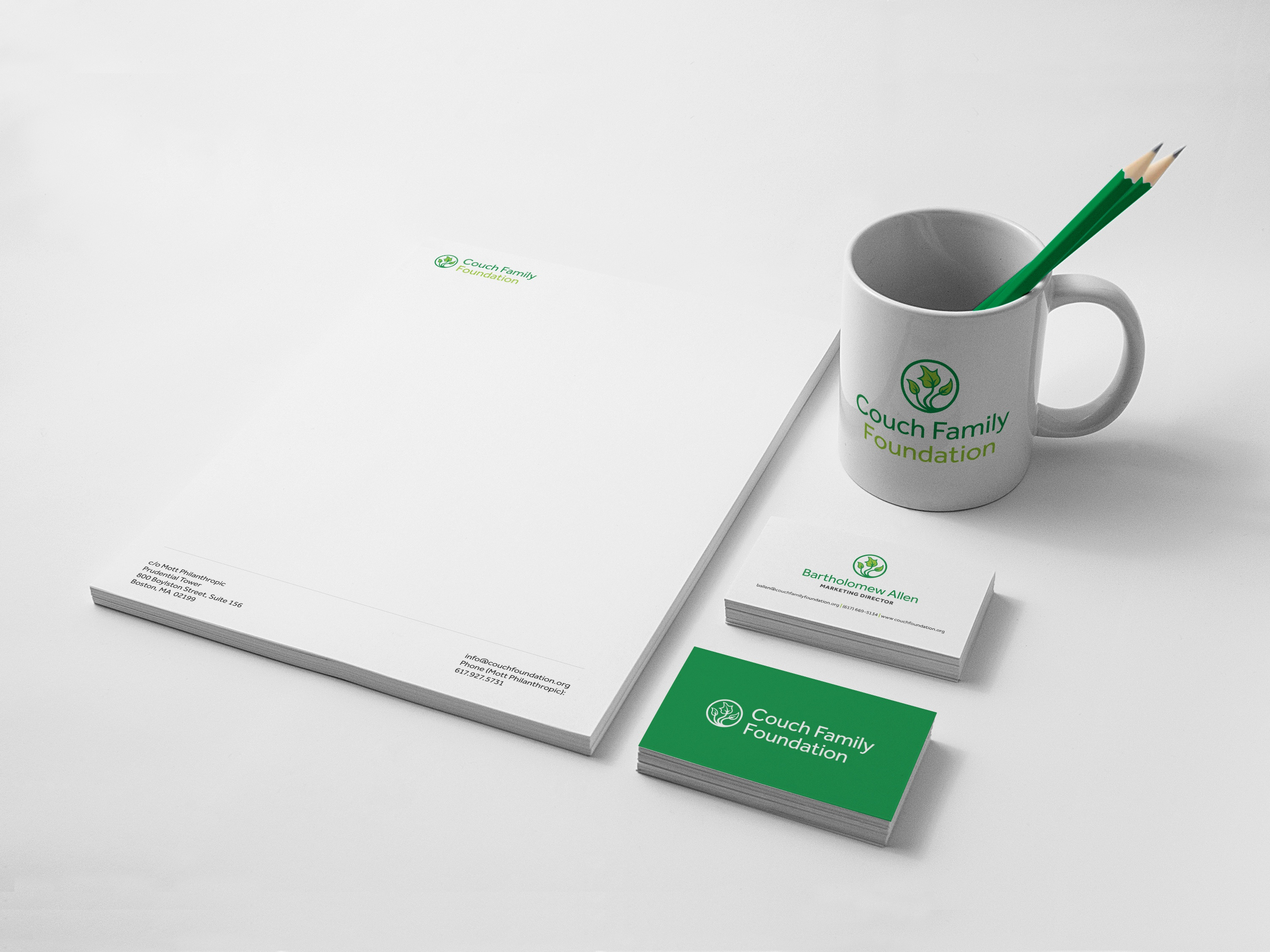 Cff brandstationery