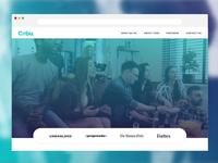 Cobu Website UI Design