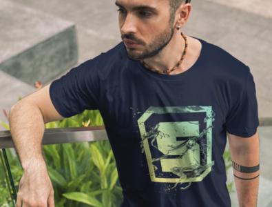 "Santoro Design ""S Elemental"" series shirt"