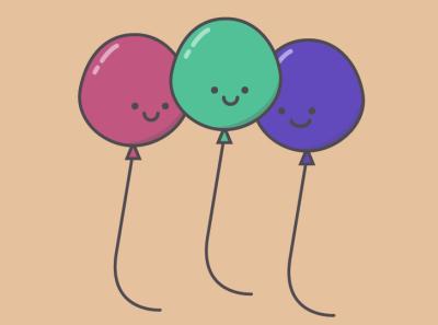Balloon Cuties!