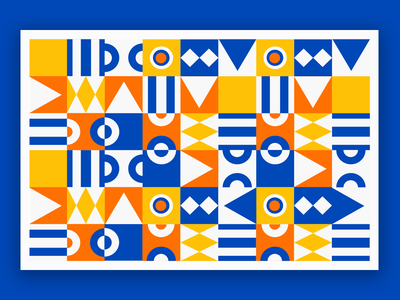 Tile Pattern vector adobe illustrator brand and identity design illustration tiles pattern