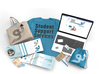 Student Support Services - Branding Package