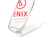 Enix Hangover Water - Full View