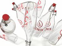 Enix Hangover Water - Strike, Side