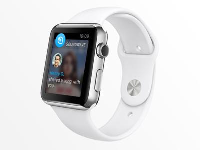  Apple Watch Notifications soundwave apple watch ui notifications