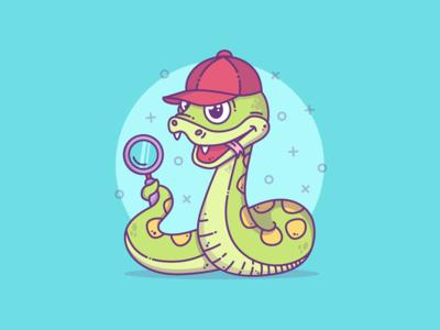 Snnneaky Snake Detective