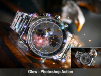 Glow - Photoshop Action
