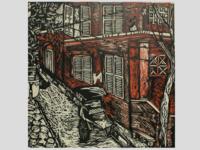 Old Calcutta Lane (brick)