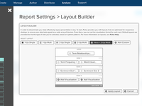Layout Builder UI