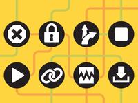Process Flow Symbols