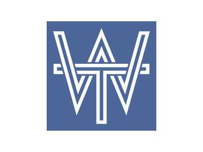 Logotype Concept form negative space typography logotype logo branding