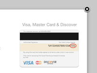 Credit Card Security Code - Help
