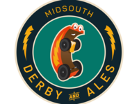 Derby and Ales sticker