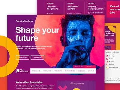 Allen Associates Home Page