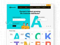 2BScientific website