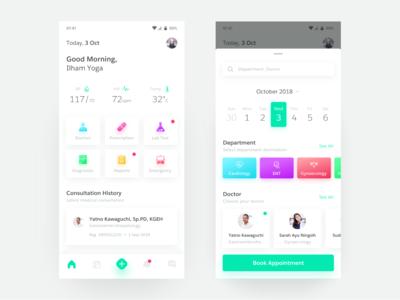 E-patient app   Exploration