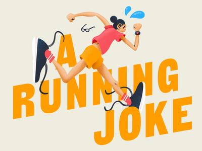 A Running Joke