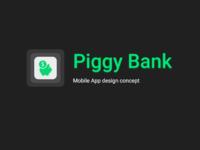 Piggy Bank Logo