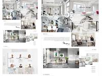 Shades Of White Interior Design