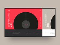 .V/A Vinyl website