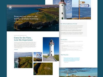 Light House Website web design wordpress web design