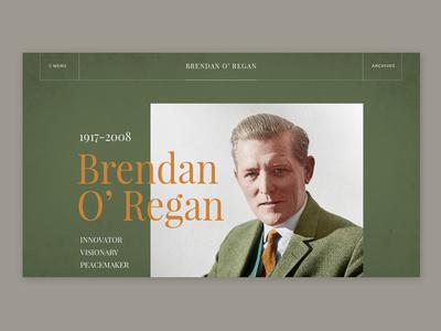 Brendan O Regan Book