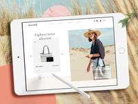 Maradji - Website e-shop 👜