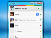 Better Google Talk