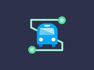 Scout Logo scout route trains mbta bus transit logo