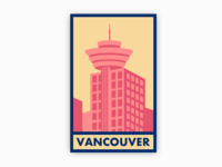 Vancouver Harbour Building