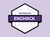 Waterloo EngHack Logo