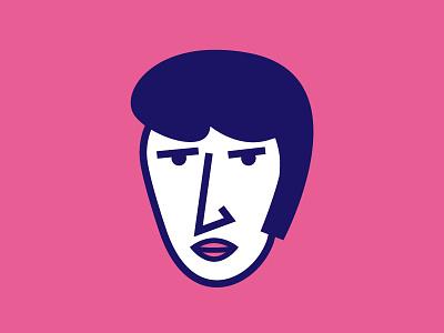 What? color design face illustration